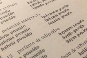 Spanish Past and present: 5 minute learning hack